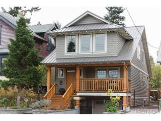 Photo 1: 450 Moss St in VICTORIA: Vi Fairfield West House for sale (Victoria)  : MLS®# 691702