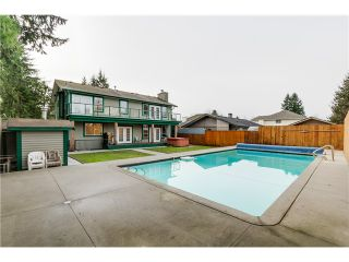 Photo 20: 837 WYVERN Avenue in Coquitlam: Coquitlam West House for sale : MLS®# V1100123