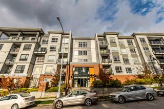 "Photo 1: 331 13733 107A Avenue in Surrey: Whalley Condo for sale in ""Quattro"" (North Surrey)  : MLS®# R2222797"