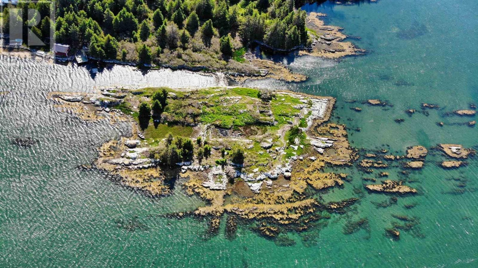 Main Photo: Lot Maiden Hair Island in Lahave Islands: Vacant Land for sale : MLS®# 202114713