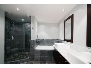 """Photo 12: 108 1823 W 7TH Avenue in Vancouver: Kitsilano Townhouse for sale in """"THE CARNEGIE"""" (Vancouver West)  : MLS®# V1073495"""