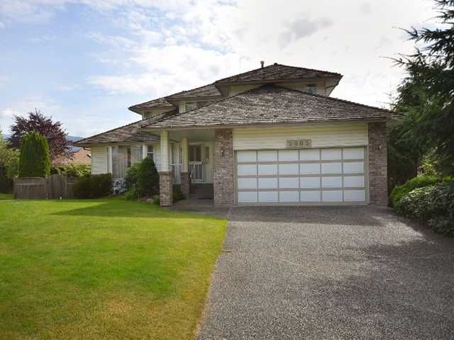 Main Photo: 2605 AUBURN Place in Coquitlam: Scott Creek House for sale : MLS®# V905469