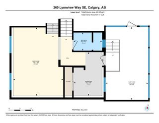 Photo 43: 260 Lynnview Way SE in Calgary: Ogden Detached for sale : MLS®# A1102665
