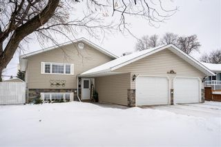 Main Photo: 238 Thompson Drive in Winnipeg: Jameswood Residential for sale (5F)  : MLS®# 202102267
