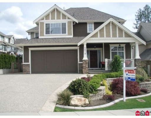 """Main Photo: 5878 165TH Street in Surrey: Cloverdale BC House for sale in """"BELL RIDGE ESTATES"""" (Cloverdale)  : MLS®# F2909609"""