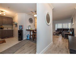 Photo 4: 205 2958 TRETHEWEY Street in Abbotsford: Abbotsford West Condo for sale : MLS®# R2420235