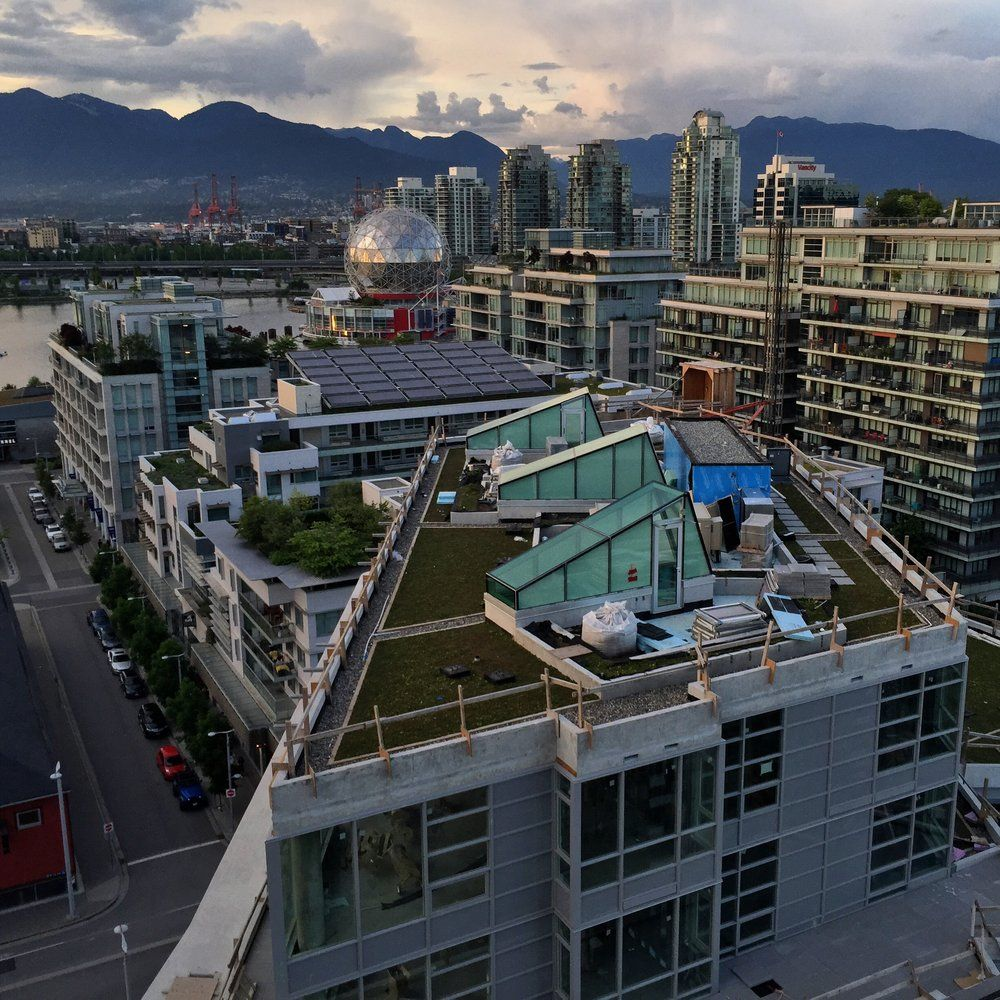 Main Photo: 701 88 W 1st Avenue in Vancouver: Condo for sale