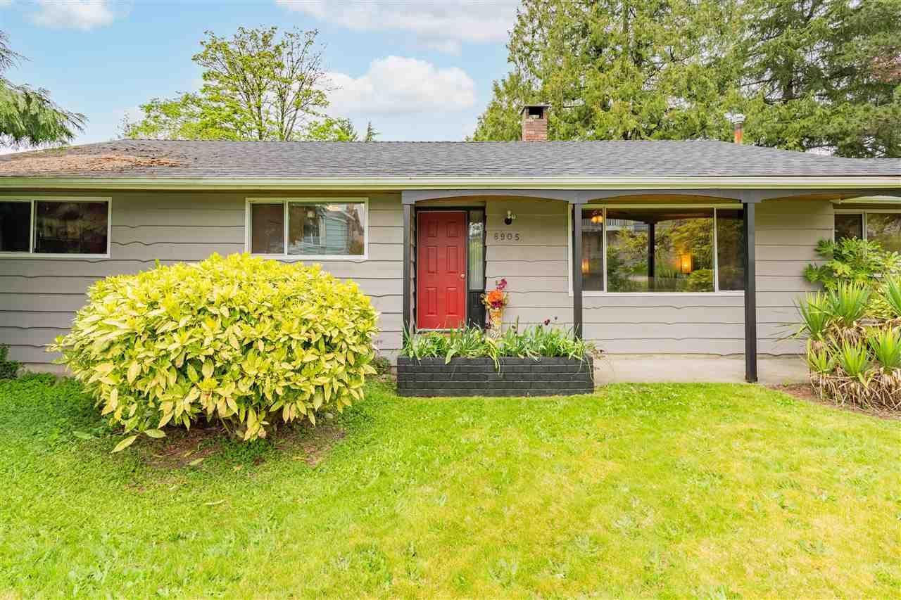 Main Photo: 8905 WATSON Drive in Delta: Nordel House for sale (N. Delta)  : MLS®# R2585392