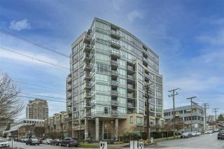 """Photo 1: 405 1690 W 8TH Avenue in Vancouver: Fairview VW Condo for sale in """"The Musee"""" (Vancouver West)  : MLS®# R2527245"""