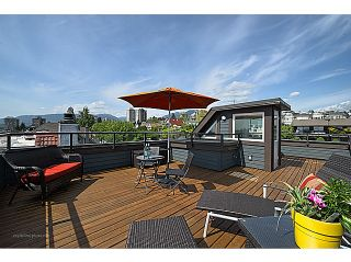 Photo 17: # 1 263 E 5TH ST in North Vancouver: Lower Lonsdale Condo for sale : MLS®# V1063605
