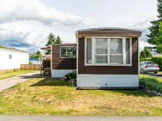 Photo 1: 140 2400 OAKDALE Way in Kamloops: Westsyde Manufactured Home/Prefab for sale : MLS®# 162619