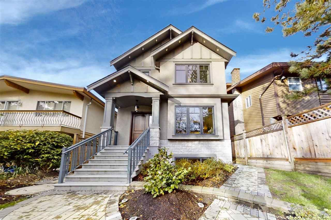 Main Photo: 3779 W 30TH Avenue in Vancouver: Dunbar House for sale (Vancouver West)  : MLS®# R2536268