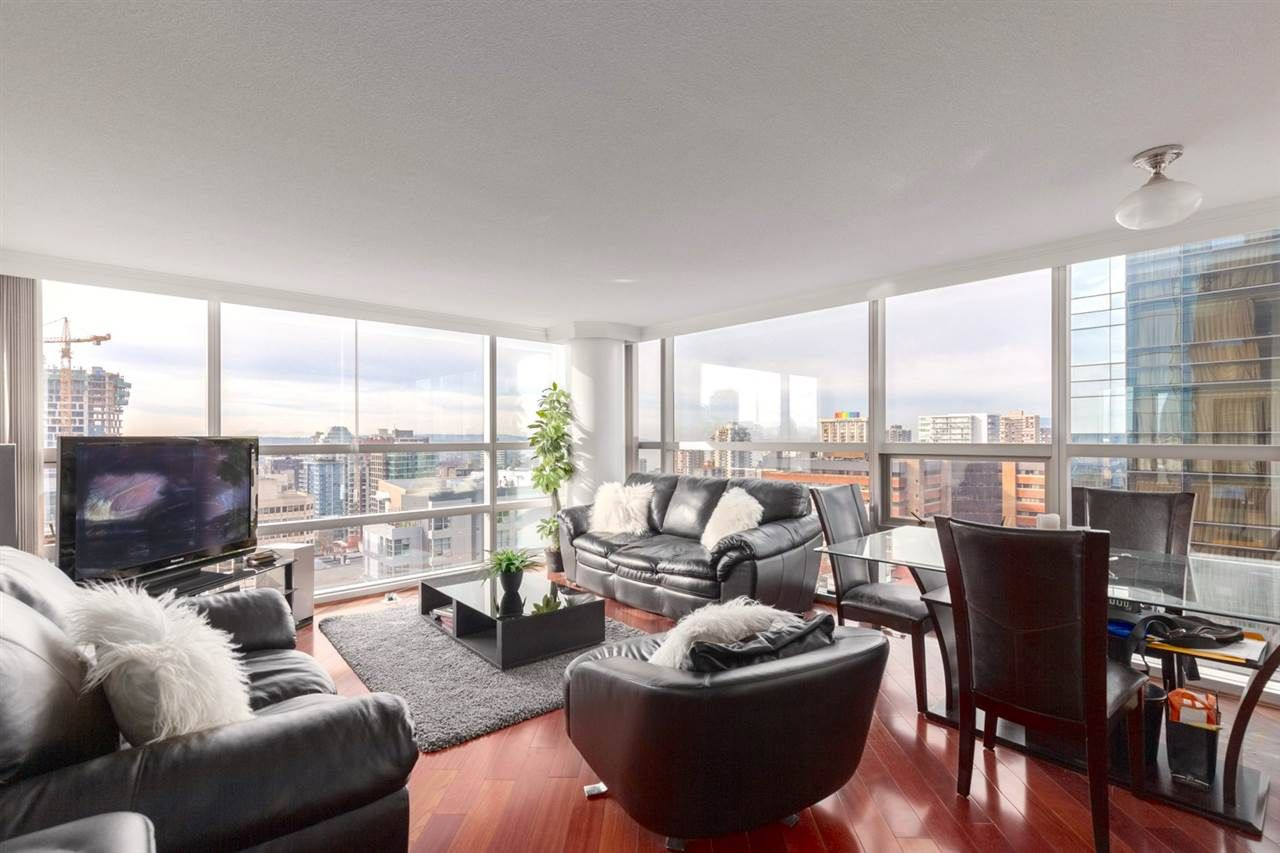 Main Photo: 2202 1050 BURRARD Street in Vancouver: Downtown VW Condo for sale (Vancouver West)  : MLS®# R2419988