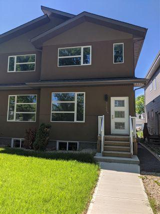 Photo 2: 11429 80 Avenue in Edmonton: Zone 15 House Half Duplex for sale : MLS®# E4202010