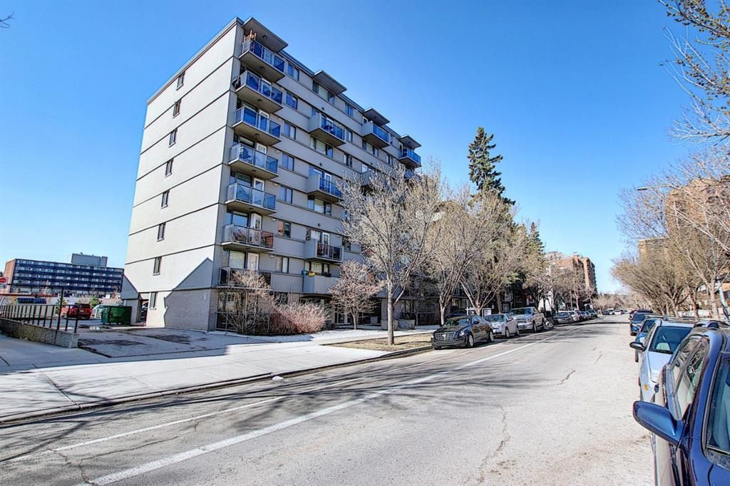 Main Photo: 405 1225 15 Avenue SW in Calgary: Beltline Apartment for sale : MLS®# A1100145