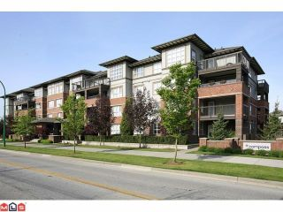 "Photo 1: 108 6815 188TH Street in Surrey: Clayton Condo for sale in ""Compass"" (Cloverdale)  : MLS®# F1212089"