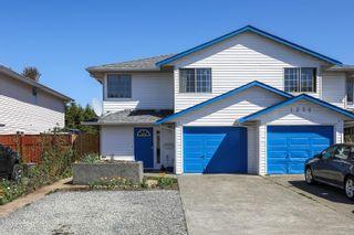Photo 2: A 1256 Joshua Pl in : CV Courtenay City Half Duplex for sale (Comox Valley)  : MLS®# 873760