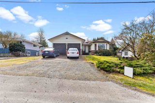 Photo 1: 32082 SCOTT Avenue in Mission: Mission BC House for sale : MLS®# R2552917