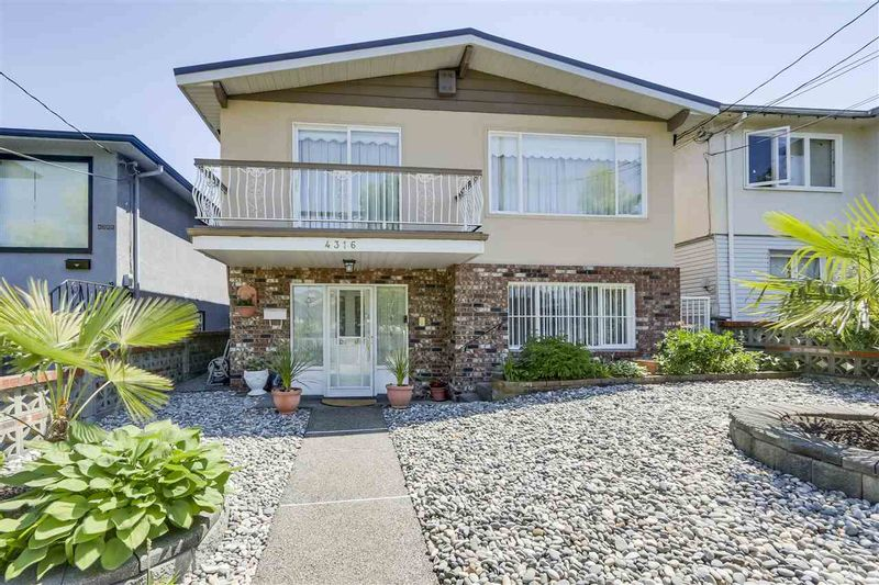 FEATURED LISTING: 4316 BEATRICE Street Vancouver