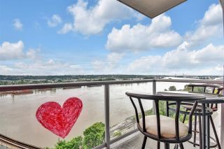 """Photo 6: 1204 125 COLUMBIA Street in New Westminster: Downtown NW Condo for sale in """"NORTHBANK"""" : MLS®# R2584652"""