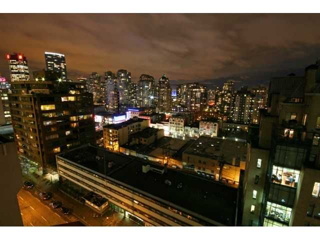 """Photo 10: Photos: 1407 811 HELMCKEN Street in Vancouver: Downtown VW Condo for sale in """"IMPERIAL TOWER"""" (Vancouver West)  : MLS®# V990831"""