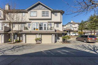"Photo 1: 43 11229 232 Street in Maple Ridge: East Central Townhouse for sale in ""Fox Field"" : MLS®# R2580438"