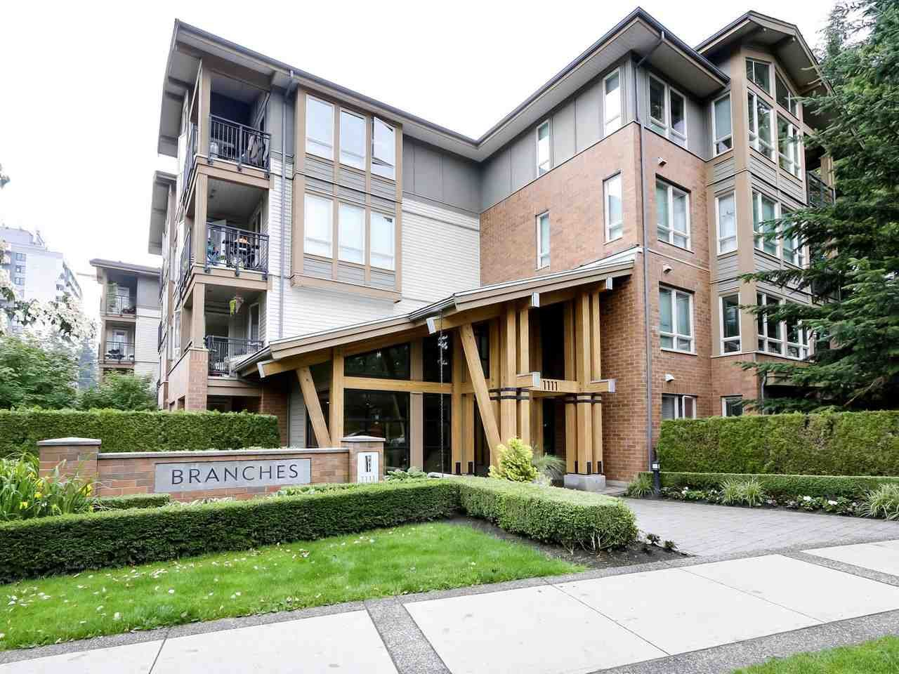 """Main Photo: 114 1111 E 27TH Street in North Vancouver: Lynn Valley Condo for sale in """"Branches"""" : MLS®# R2469036"""