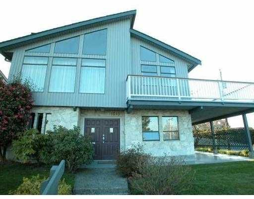 Main Photo: 1010 PALMDALE Street in Coquitlam: Ranch Park House for sale : MLS®# V642031