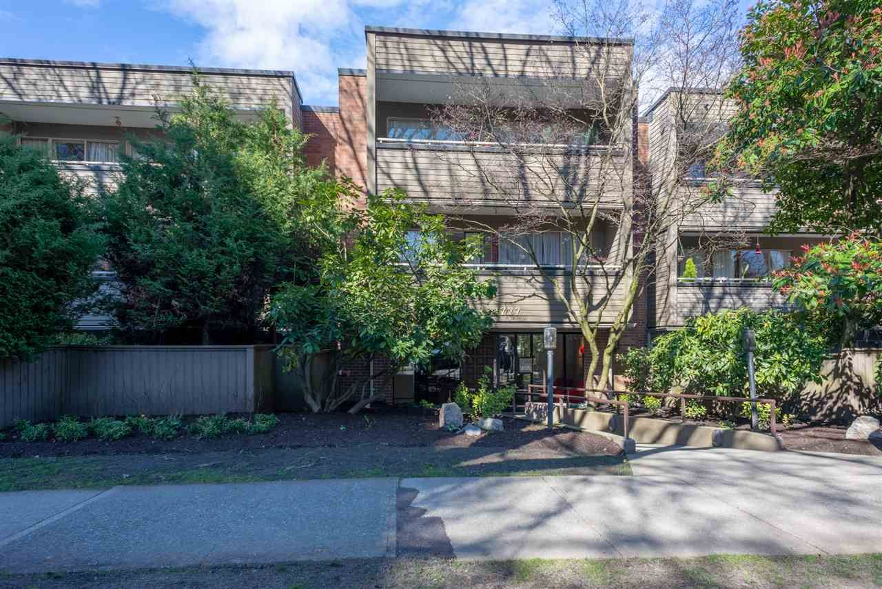 """Main Photo: 208 1777 W 13TH Avenue in Vancouver: Fairview VW Condo for sale in """"Mount Charles"""" (Vancouver West)  : MLS®# R2341355"""