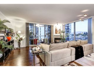 Photo 7: 502 719 PRINCESS STREET in New Westminster: Uptown NW Condo for sale : MLS®# R2031007