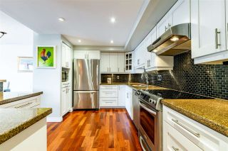 """Photo 1: 704 1450 PENNYFARTHING Drive in Vancouver: False Creek Condo for sale in """"HARBOUR COVE"""" (Vancouver West)  : MLS®# R2571862"""