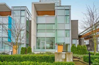 """Photo 2: 5822 PATTERSON Avenue in Burnaby: Metrotown Townhouse for sale in """"Aldynne on the Park"""" (Burnaby South)  : MLS®# R2522386"""