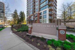 "Photo 1: 601 301 CAPILANO Road in Port Moody: Port Moody Centre Condo for sale in ""The Residences at Suter Brook"" : MLS®# R2510349"
