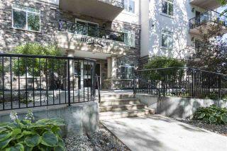 Photo 1: 103 8631 108 Street in Edmonton: Zone 15 Condo for sale : MLS®# E4252853