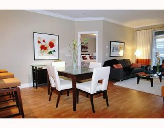 "Photo 4: 311 12268 224TH Street in Maple_Ridge: East Central Condo for sale in ""STONEGATE"" (Maple Ridge)  : MLS®# V701634"