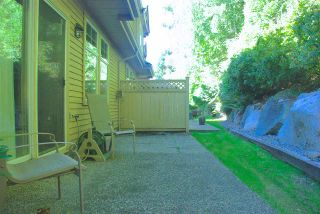 """Photo 19: 112 2979 PANORAMA Drive in Coquitlam: Westwood Plateau Townhouse for sale in """"DEERCREST"""" : MLS®# R2109374"""