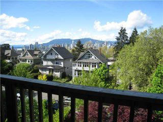 Photo 2: 326 W 11TH Avenue in Vancouver: Mount Pleasant VW Townhouse for sale (Vancouver West)  : MLS®# V826863