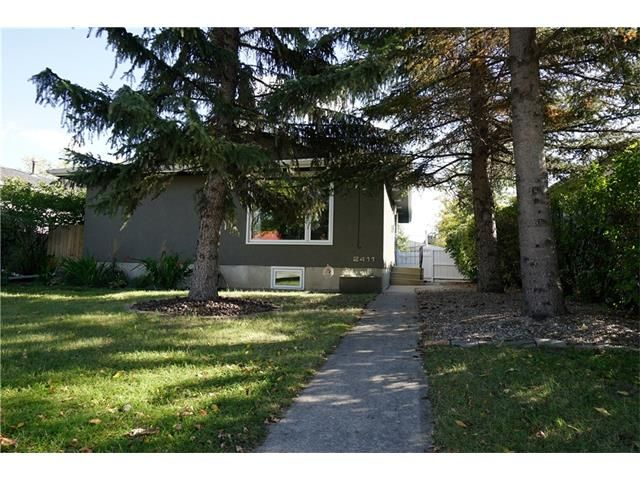 Main Photo: 2411 54 Avenue SW in Calgary: North Glenmore Park House for sale : MLS®# C4081948