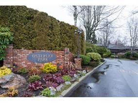 """Photo 15: 26 8111 SAUNDERS Road in Richmond: Saunders Townhouse for sale in """"'OSTERLEY PARK'"""" : MLS®# R2101964"""