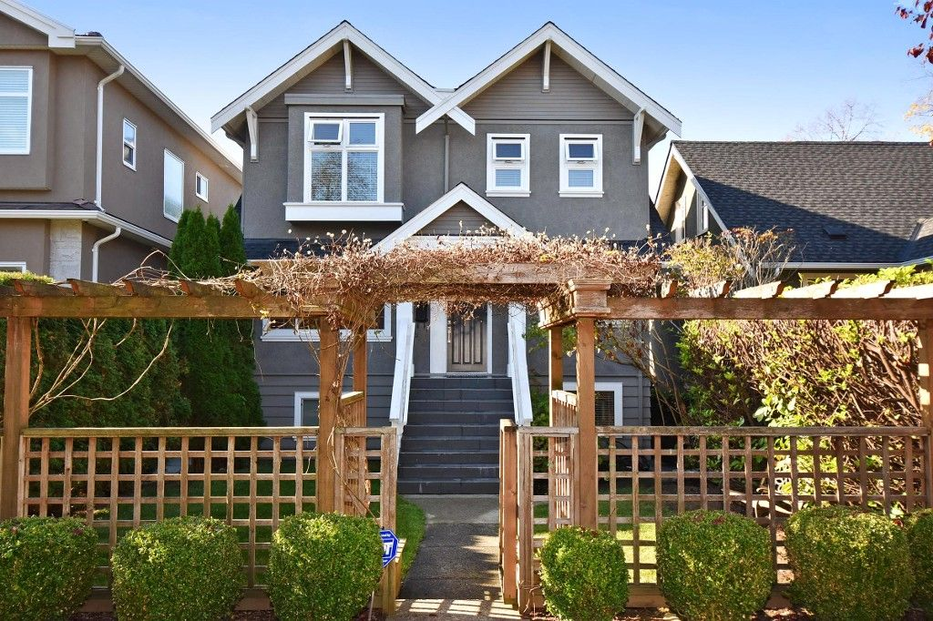 "Main Photo: 4315 PRINCE ALBERT Street in Vancouver: Fraser VE House for sale in ""MAIN/FRASER"" (Vancouver East)  : MLS®# R2010589"