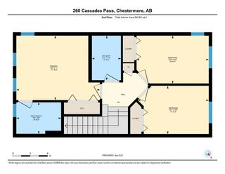 Photo 37: 260 Cascades Pass: Chestermere Row/Townhouse for sale : MLS®# A1144701