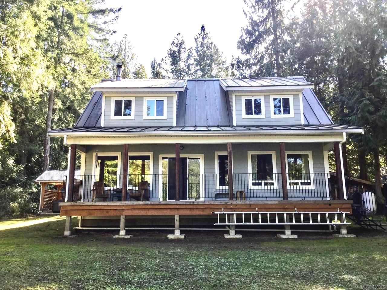 Main Photo: 432 Coho Blvd in MUDGE ISLAND: Isl Mudge Island House for sale (Islands)  : MLS®# 836016