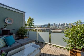 "Photo 7: 1001 W 8TH Avenue in Vancouver: Fairview VW Townhouse for sale in ""OAK PLACE"" (Vancouver West)  : MLS®# R2479975"