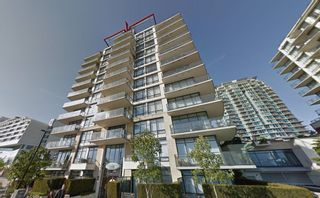 "Photo 1: 203 162 VICTORY SHIP Way in North Vancouver: Lower Lonsdale Condo for sale in ""ATRIUM"