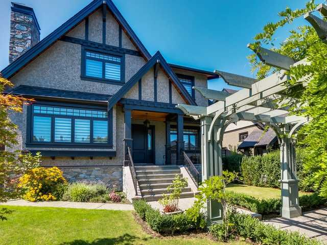 Main Photo: 4669 OSLER Street in Vancouver: Shaughnessy House for sale (Vancouver West)  : MLS®# V1082189