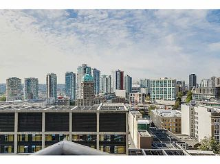 """Photo 9: 2108 128 W CORDOVA Street in Vancouver: Downtown VW Condo for sale in """"WOODWARDS W-43"""" (Vancouver West)  : MLS®# V1140977"""