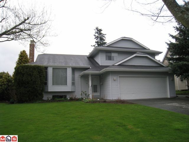 """Main Photo: 12865 18TH Avenue in Surrey: Crescent Bch Ocean Pk. House for sale in """"Ocean Park"""" (South Surrey White Rock)  : MLS®# F1109947"""