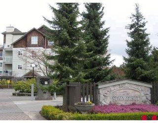 "Photo 3: 308 10186 155TH Street in Surrey: Guildford Condo for sale in ""SOMMERSET"" (North Surrey)  : MLS®# F2905809"