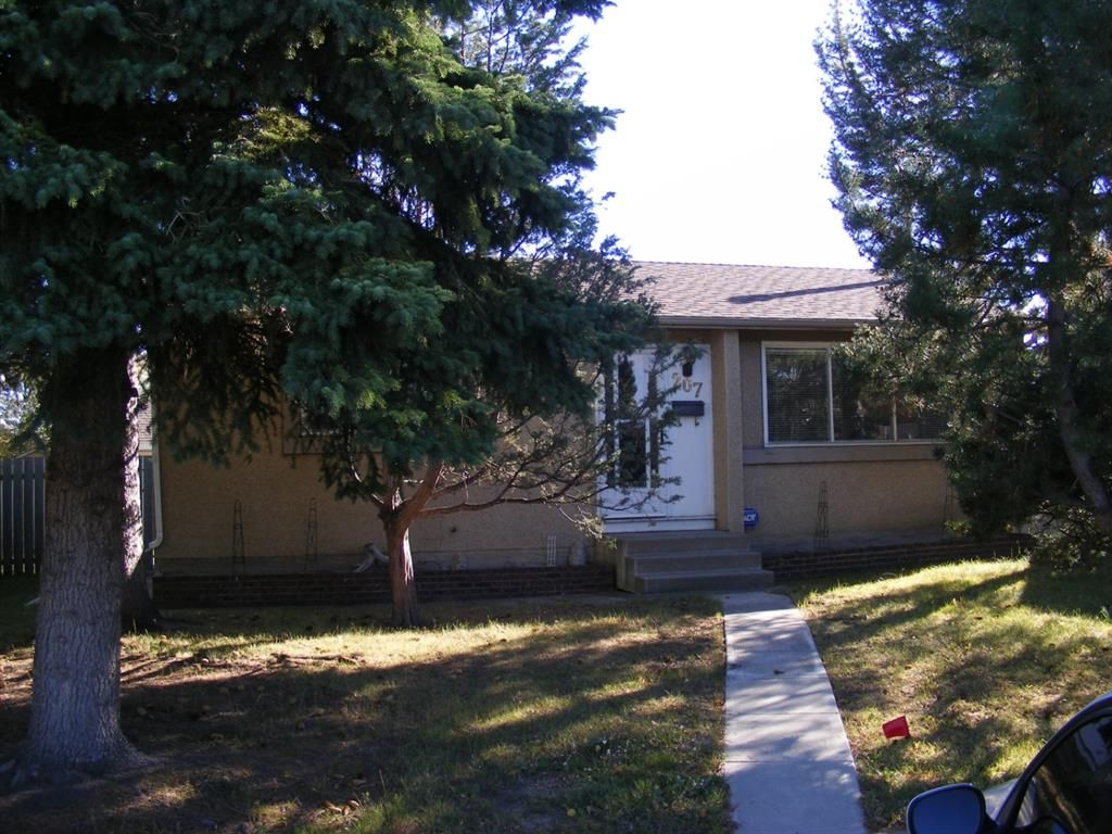 Main Photo: 207 PINECLIFF Way NE in Calgary: Pineridge Detached for sale : MLS®# A1032547