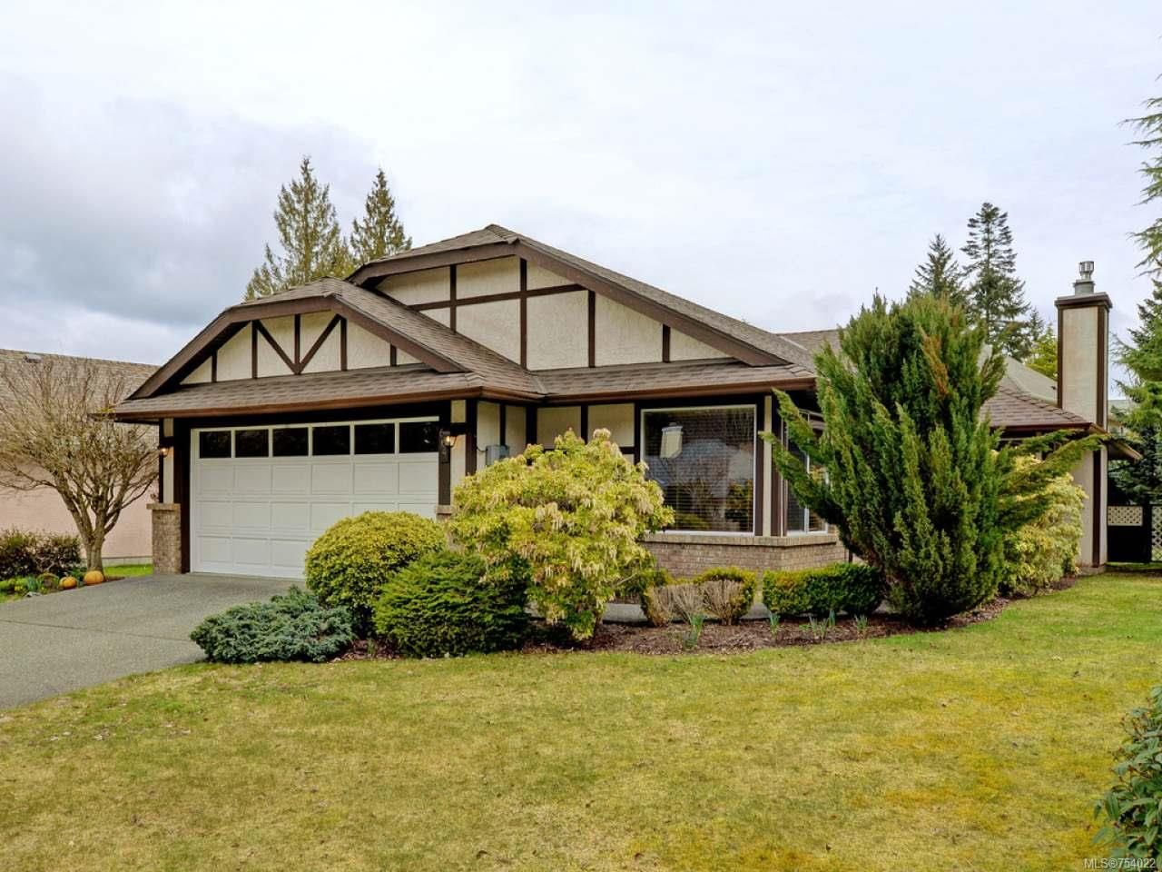 Main Photo: 664 Pine Ridge Dr in COBBLE HILL: ML Cobble Hill House for sale (Malahat & Area)  : MLS®# 754022